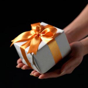 اتيكيت الهدايا